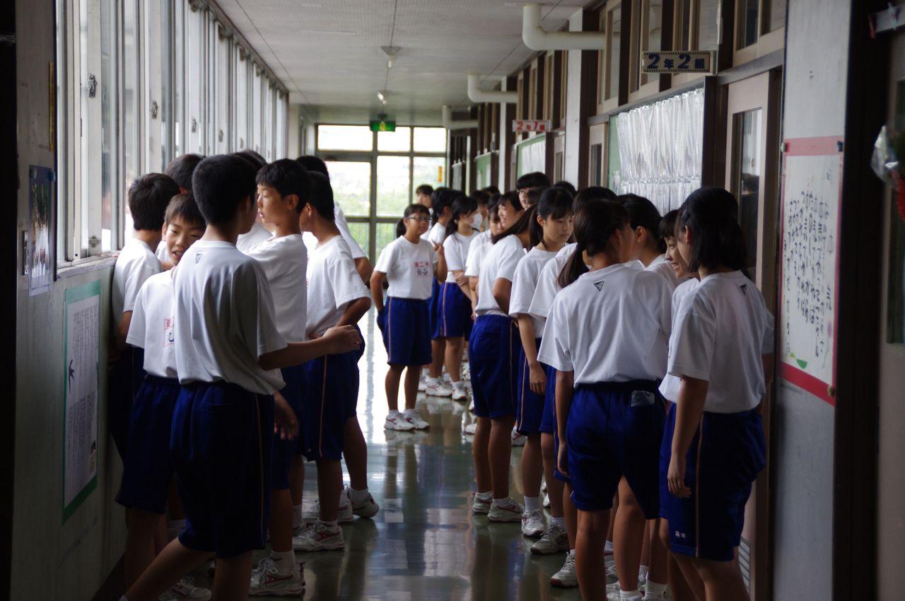 蕨 市 立 第 二 中 学 校